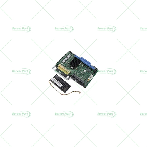 Dell 341-5942 Perc 6i Dual Channel SAS Raid Controller with Tray & Battery  Poweredge 1950 2950