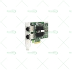 HP 412648-B21 NC360T PCI Express Dual Port Gigabit Server Adapter.