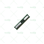 HP/Compaq MT9VDDF6472G-40BD3 512MB PC-3200 DDR 400 CL3 Memory Module.